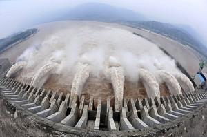 中国的自豪:世界最大的水电工程——三峡工程