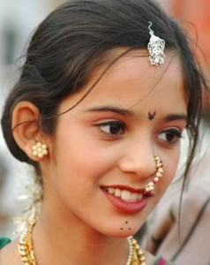 印度女人最爱黄金首饰