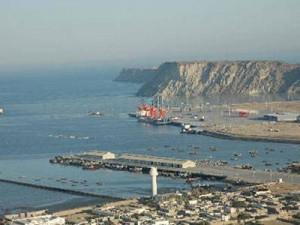巴基斯坦瓜达尔港