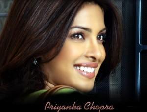 世界小姐和印度宝莱坞女星普莉雅卡·乔普拉(Priyanka Chopra)