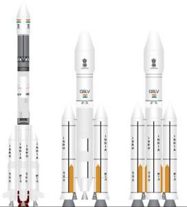 印度GSLV运载火箭