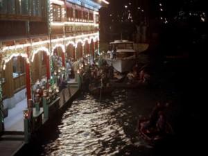 1972年香港的主要交通方式之一——乘船
