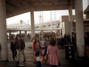 40年前的香港:基础设施渐渐成形