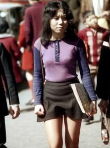 1972年的香港:女性紧跟时代节奏
