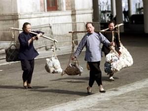 40年前的香港:妇女的穿着较传统