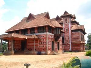 印度喀拉拉邦建筑