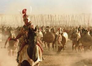 亚历山大马其顿军团(公元前4世纪,亚历山大时代)