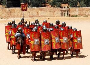 罗马军团(公元前1世纪至3世纪)