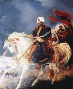 奥斯曼土耳其军队(公元15世纪至16世纪)