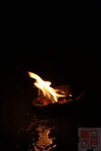 一念地狱,一念天堂 印度行(二)瓦拉纳西 河灯
