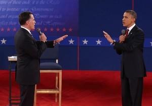 罗姆尼和奥巴马展开大选辩论