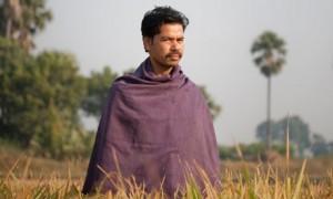 """印度一位名叫苏曼特·库尔马农民打破了有中国""""杂交水稻之父""""之称的袁隆平的世界纪录"""