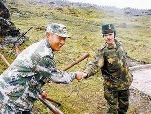 印媒:印度和中国打交道时并不紧张!