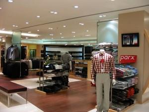 印度流行服装品牌Raymond