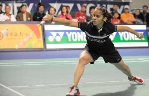 印度羽球选手塞娜内瓦尔