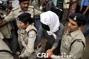 瑞士女子在印度遭轮奸