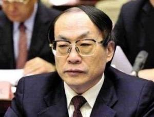 前铁道部长刘志军