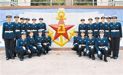 中国海军招收20名维族女兵