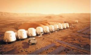 火星一号在中国招募永久居民