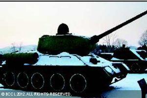 朝鲜战争时使用的坦克【原文配图】